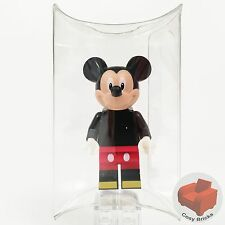 LEGO Minifigures Disney Series - Mickey Mouse Minifigure - Clear Case - NEW