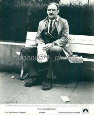 1974 Portrait of Actor Gene Hackman The Conversation Original News Service Photo