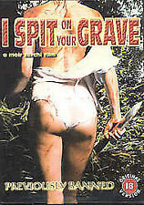 I Spit On Your Grave (DVD, 2006) DISC ONLY