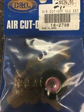 K&L Air Cut-off Valve Set 18-2798
