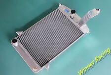 Aluminum Alloy Radiator Fit TRIUMPH TR2/TR3/TR3A/TR3B MT 1953-1957 56MM 1956