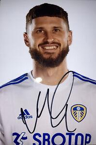 Signed 6x4 Photo Mateusz Klich Leeds United
