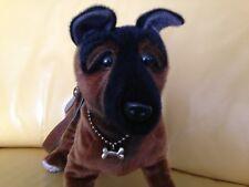 German Shepherd Purse - FuzzyNation Novelty Bag for dog lovers