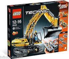 LEGO 8043 TECHNIC Motorized Excavator *New & In Original Box* NIB! VERY RARE!