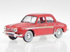 Renault Dauphine rojo coche en miniatura Atlas 1:43