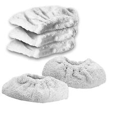 KARCHER SC1002 Steam Cleaner Terry Cloth Cover Pads Hand Tool Cleaning Pad x 5