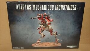 RARE Warhammer 40k 59-12 ADEPTUS MECHANICUS IRONSTRIDER NEW/SEALED