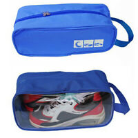 Waterproof Travel Outdoor Sport Shoe Tote Bag Carry Storage Box Case Organizer