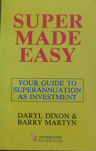 Super Made Easy by Daryl Dixon & Barry Martyn (Paperback 1988)