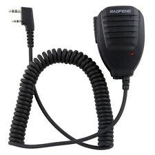 Handheld 2-Way Radio Speaker Microphone Walkie Talkie for BAOFENG UV-5R BF-888S