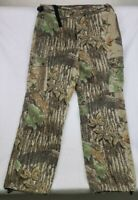 VTG Woolrich Camouflage 100% Wool Hunting Pants Men's Size Medium