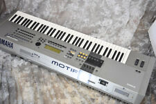YAMAHA MOTIF 7 76 key MIDI Synthesizer sampler workstation keyboard