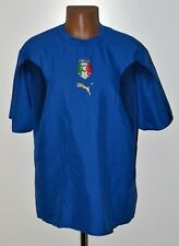 ITALY 2006 HOME FOOTBALL SHIRT JERSEY PUMA SIZE 2XL ADULT