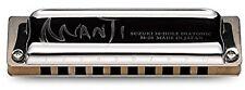 Suzuki Manji Bb Harmonica M-20 10-Hole Japan