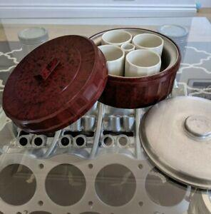 1930's* Yalacta 4 Bakelite Yoghurt Maker, Fantastic Condition Complete & Useable