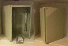 TERMINALE IN ACCIAIO ip55 Custodia WALLBOX 300x200x120mm NUOVO