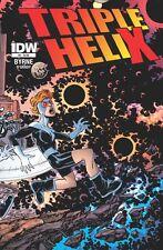 Triple Helix #4 (NM)`14 Byrne