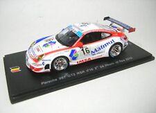 Porsche 997 GT3 RSR No. 16 24h Spa 2010