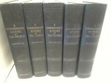 A Comprehensive History of the Church-  B H Roberts-  1930-  5 Volumes