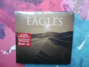 "THE EAGLES ""Long Road Out Of Eden"" 2 CD 20 Tracks Wal-Mart Original NEW SEALED"