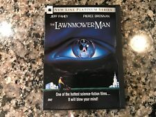 The Lawnmower Man Dvd! 1992 Sci-Fi! (See) Transcendence & Morgan