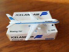 Schabak 1:600 Icelandair Boeing 757 OVP Flugzeugmodell