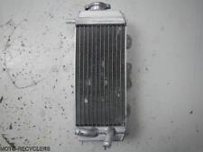 09 YZ250F YZF250 Fluidyne Right Radiator  #195-19183