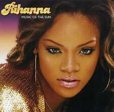 RIHANNA - MUSIC OF THE SUN - NEW CD!!