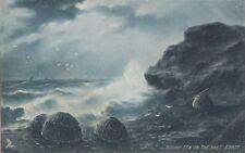 TUCK: SAPPHIRE ROUGH SEAS -Rough Sea, on the East Coast -  -SERIES 6319