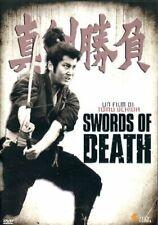SWORDS OF DEATH  DVD ARTI MARZIALI