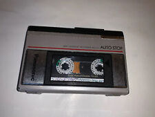 Panasonic Rq–310 Mini Cassette Recorder For Parts Repair Not Working
