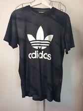 Adidas Men's Size Medium Grey T-Shirt