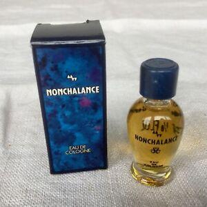Mäurer + Wirtz Nonchalance 4 ml Eau de Cologne Parfum Miniatur OVP