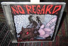 NO REGARD: NOW YOUR RATS HAVE BROKEN FREE MUSIC CD, 2002 DANGER RECORDINGS, GUC
