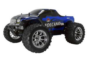 Redcat Racing Volcano S30 4X4 1/10th 45+MPH Nitro RC Monster Truck