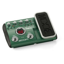 Zoom A2.1u Acoustic Guitar Multi-Effects Pedal/USB Interface - Original Box