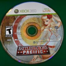 Battlestations: Pacific (Microsoft Xbox 360, 2009)  Disc Only # 14958