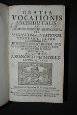 Neumayr - Gratia vocationis sacerdotalis  - 1755