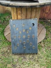 Authentic Vintage USSR Railroad Train Track Switch Light Signal Marker Traffic