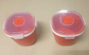 2 X Snips Mikrowellen Popcorn Popper 1.5L - Popcorn Macher