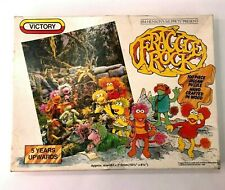 Vintage 1983 Fraggle Rock 100 Piece Jigsaw Puzzle Jim Henson Complete VGC