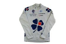 Veste vélo vintage Nalini Française des jeux Lapierre UCI 1997