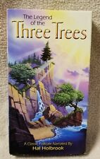 LEGEND OF THE THREE TREES Vhs Video Tape Christian Animated TOMMY NELSON 2001