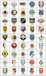 Badge Pin: Netherlands football clubs Holland pins Part 2