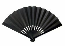 Tessen Japanese Iron fan Samurai weapon 24 cm black [Free Shipping]
