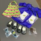 18'' American Girl Nanea's Island New Felicity's BeForever Meet Dress Shoes Doll