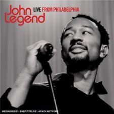 Legend, John - Live from Philadelphia CD/DVD NEU OVP