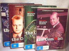 THE COMMISH SEASONS 1, 2, 3, 4 DVD BOXSETS.. 24 DISCS