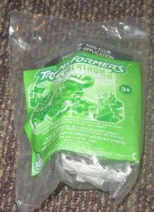 2005 Transformers Cybertron Burger King Kid's Meal Toy - Red Alert
