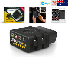 OBDLink MX+ Professional OBD2 Scanner for iPhone,iPad,Android & Windows Scantool